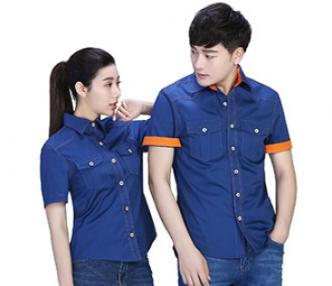 上海工装定制短袖